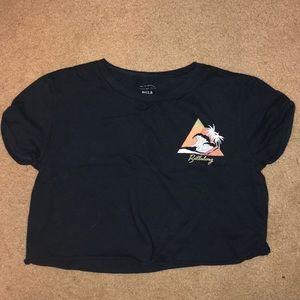 Billabong Cropped T-Shirt